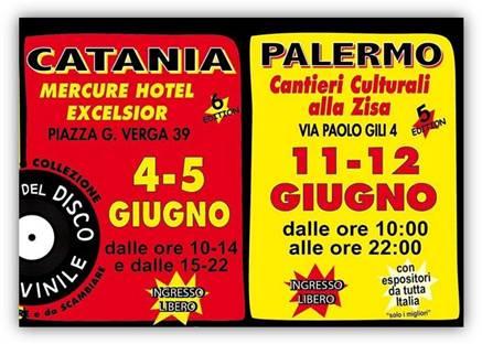 Fiera di Catania e Palermo