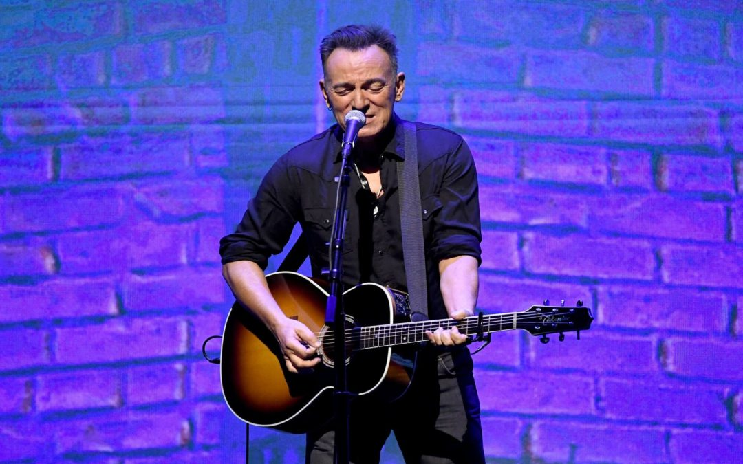 Dopo 5 anni torna Bruce Springsteen
