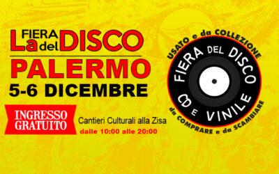 Fiera del disco Palermo